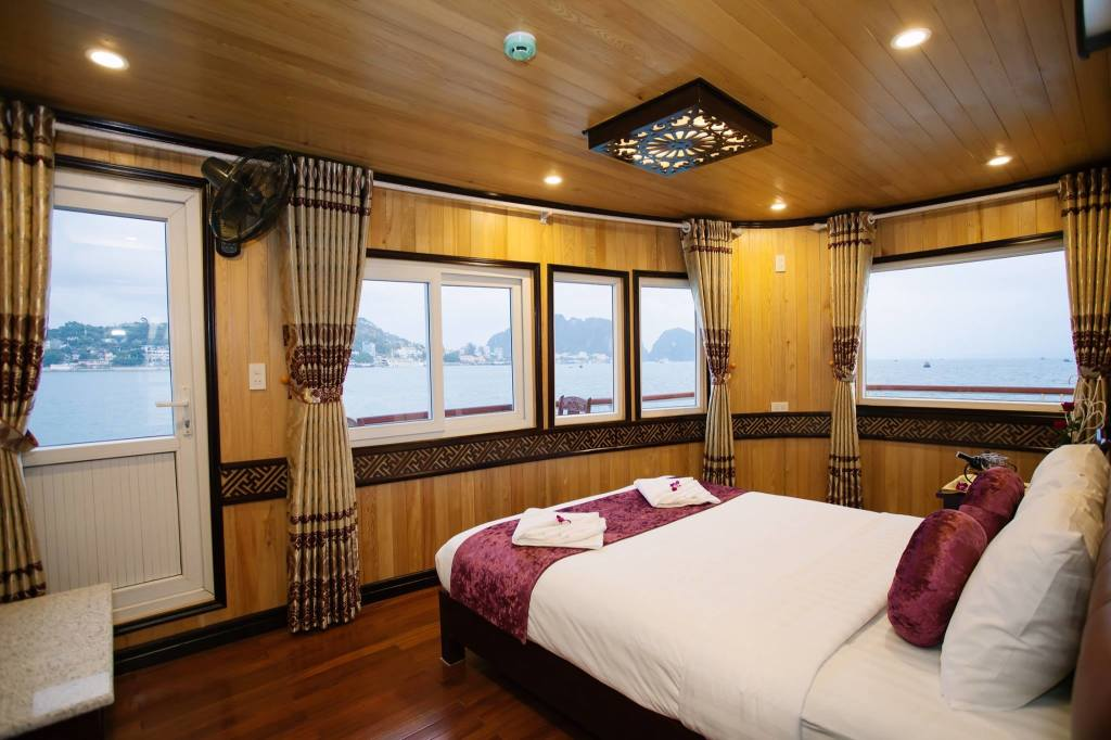 halong bay cruise recommendations